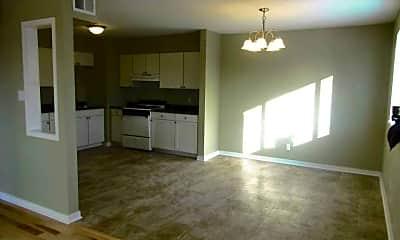 Kitchen, Superior Apartments, 1