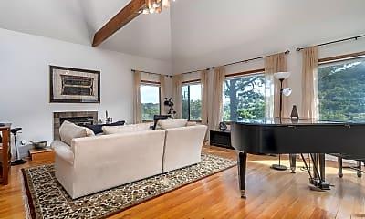Living Room, 110 Glen Park Avenue, 1