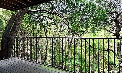 Patio / Deck, Windsor at Barton Creek, 2