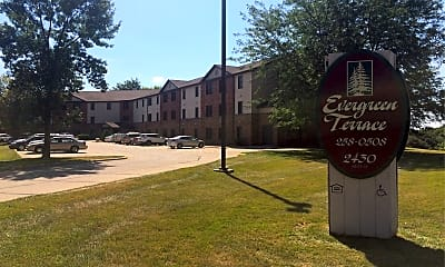 Evergreen Terrace Senior Apartments, 1