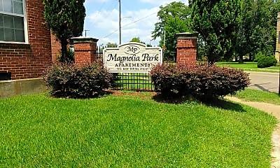 Magnolia Park Apartments, 1