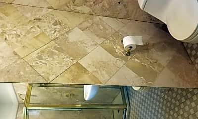 Bathroom, 223 E 78th St, 2