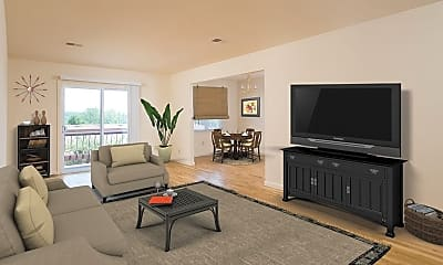 Living Room, Linwood Village, 1