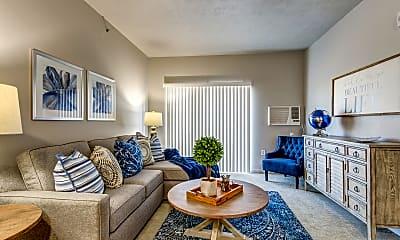 Living Room, Dakota Estates I & II, 1