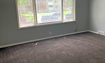 Living Room, 1336 D St, 2