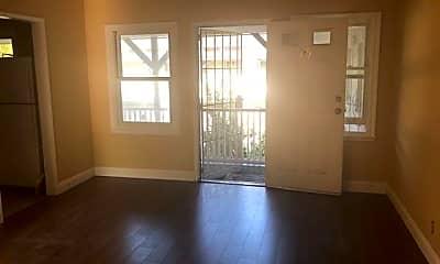 Living Room, 110 Graham Ave, 1