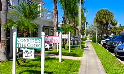 Community Signage, 1465 6th Ave, 2