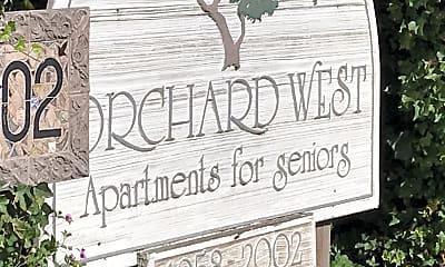 Orchard West Senior, 2