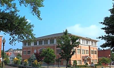 Jefferson Apartments, 1