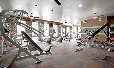 Fitness Weight Room, 444 E Renfro St, 1
