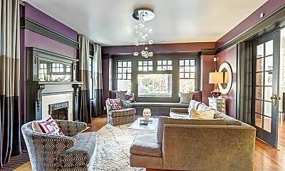 Living Room, 811 Charles Allen Dr NE, 1