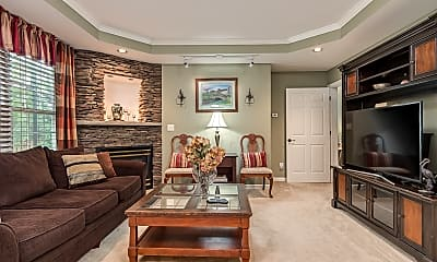 Living Room, Sargent Rd, 1