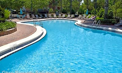 Pool, 2801 Chancellorsville Drive Unit # 724, 1