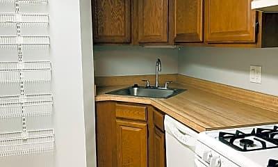 Kitchen, 1542 Northgate Square 12A, 1