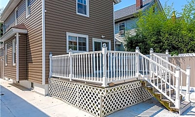 Patio / Deck, 221-67 92nd Ave, 2