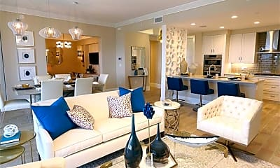 Living Room, 1135 3rd Ave S 517, 0