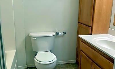 Bathroom, 1770 N Gregg Ave 5, 2