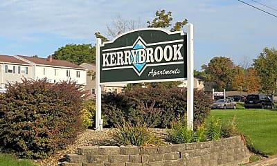 Community Signage, Kerrybrook Apartments, 2