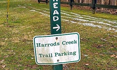 Community Signage, 6505 Deep Creek Dr, 2