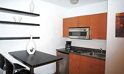 Kitchen, 239 W 12th Street, 1