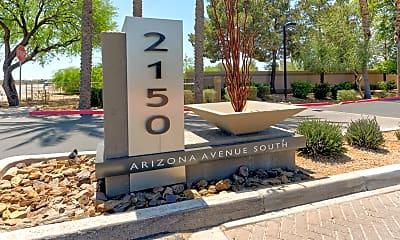 Community Signage, 2150 Arizona Avenue South, 2