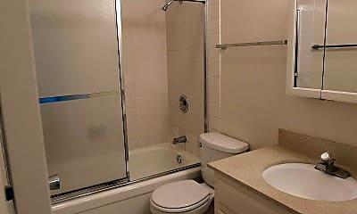 Bathroom, El Camino Patio, 2