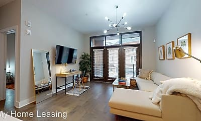Living Room, 2401 Euclid Ave, 0