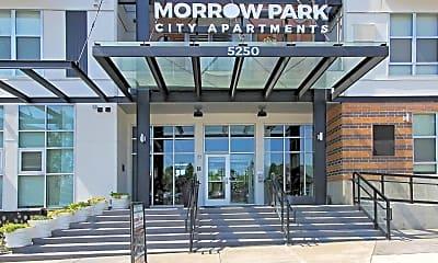 Community Signage, Morrow Park City Apartments, 2