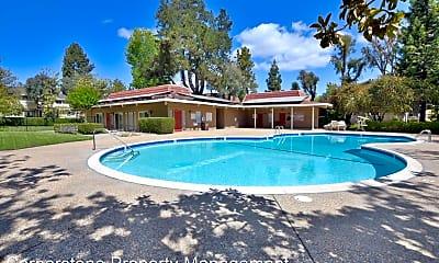 Pool, 22673 Queens Oak Ct, 2