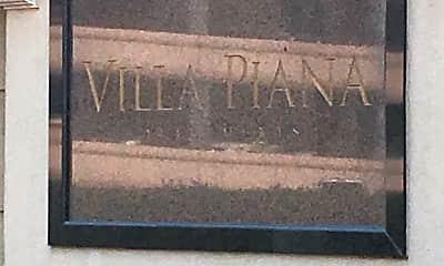 Villa Piana, 1