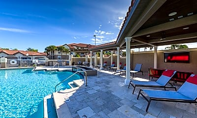 Pool, The Landings At Boot Ranch West, 1