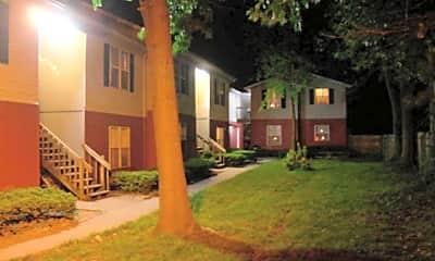 Hollyhock Apartments, 1