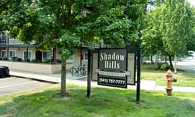 Community Signage, 2740 SW Western Blvd, 0