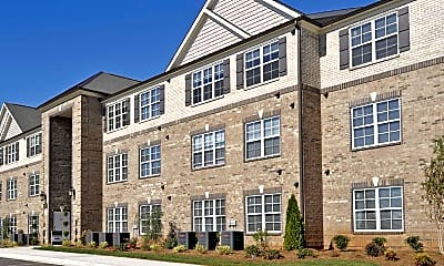 Building, Wendover at Meadowood, 0