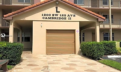 Building, 1200 SW 125th Ave 208L, 0