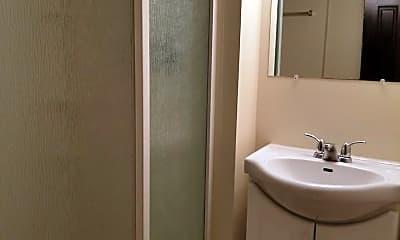 Bathroom, 418 E 8th St, 2