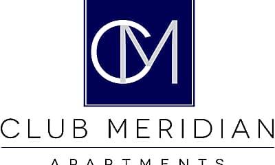 Community Signage, Club Meridian, 1