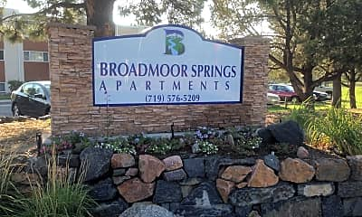 Broadmoor Springs Apartments, 1