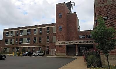 Abraham Lincoln Apartments, 0