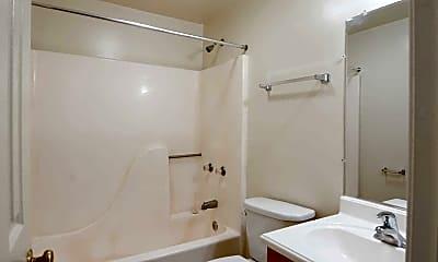 Bathroom, Friendship Heights Apartments, 2