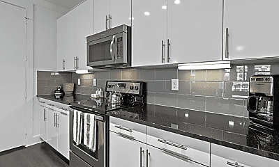 Kitchen, The Towers of Seabrook, 2