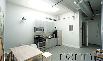 Kitchen, 619 Hancock St, 1
