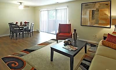 Living Room, Westbrooke Glen, 1