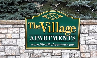 The Village Apartments, 1