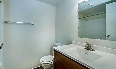Bathroom, Timberwood Crossing Apartments, 2