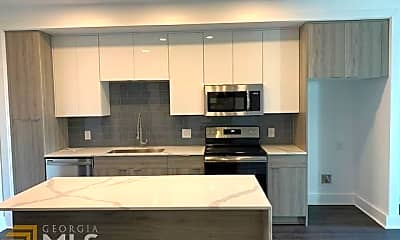 Kitchen, 1777 Peachtree St NE 815, 0