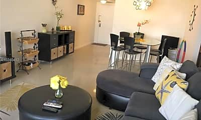 Living Room, 500 Three Islands Boulevard, 0