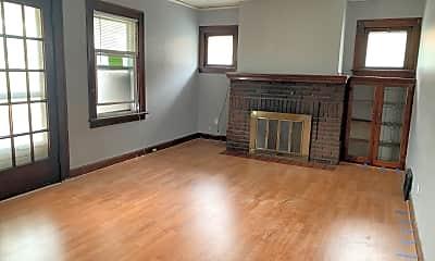 Living Room, 3504 W. 117, 0