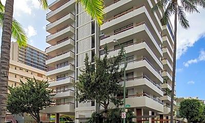 Building, 2029 Ala Wai Blvd, 2