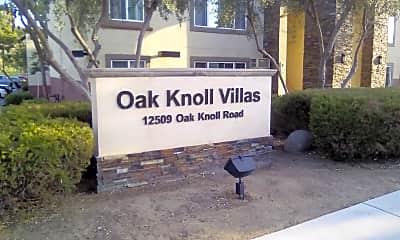 Oak Knoll Villas, 1